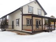 Продается зимний дом из бруса в СНТ у деревни Пантелеевка Жуковского р