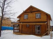 Загородный дом «под ключ»  Шапкино Подмосковье  Киевское шоссе 65 км о