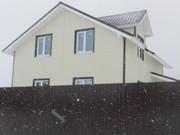 Новый дом ( дача коттедж)  10 соток «под ключ»  ДПК Лесное д. Совьяки