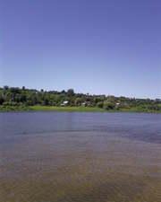 дом у реки Ока продается собственником