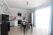 Новый дом 85 кв.м. с 3 спальнями,  ремонтом и ГАЗом