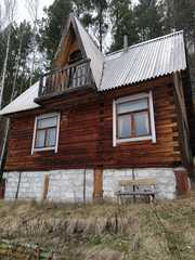 Продам 2-этажную деревянную дачу в Томском районе(п.Апрель)